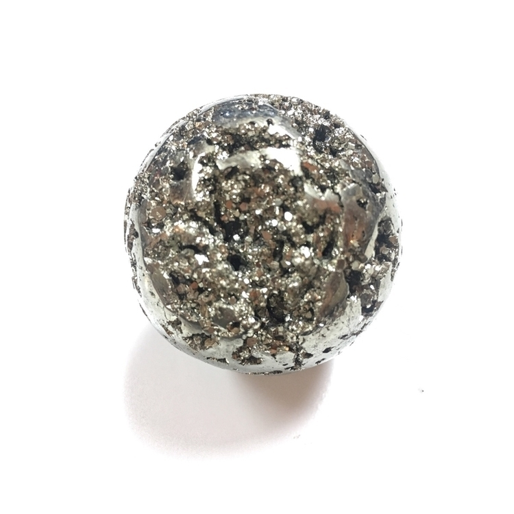 Power stone Pyrite favorite cry - pappasquirrel | ello