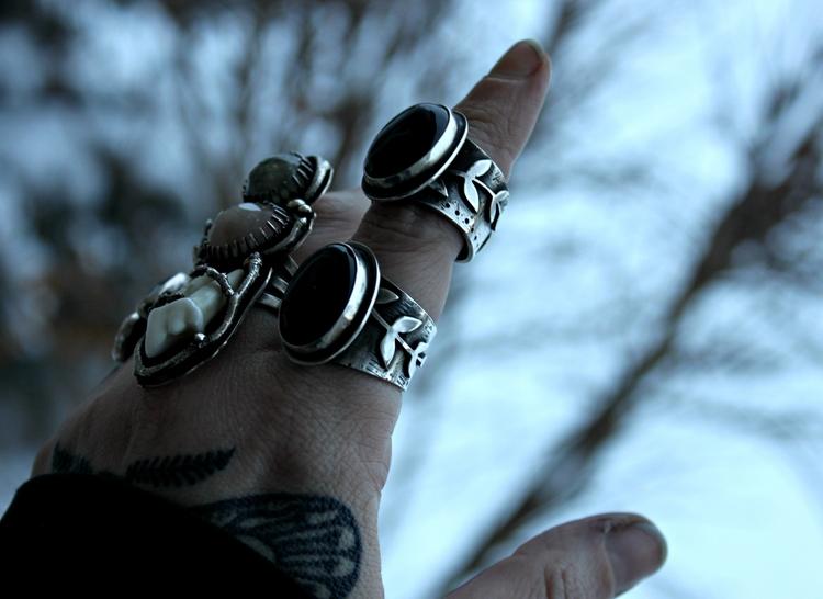 Expansion series. Black Onyx ri - mothmetal | ello