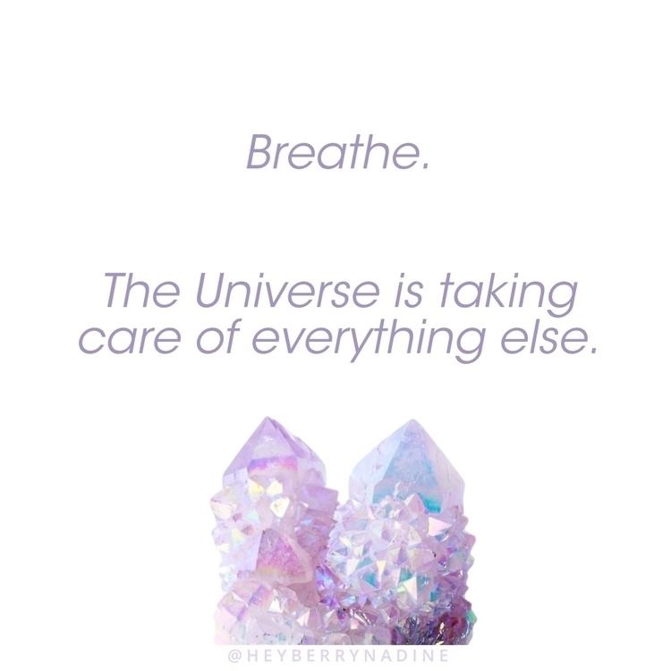 rest day breathe sink body. uni - berrynadine | ello