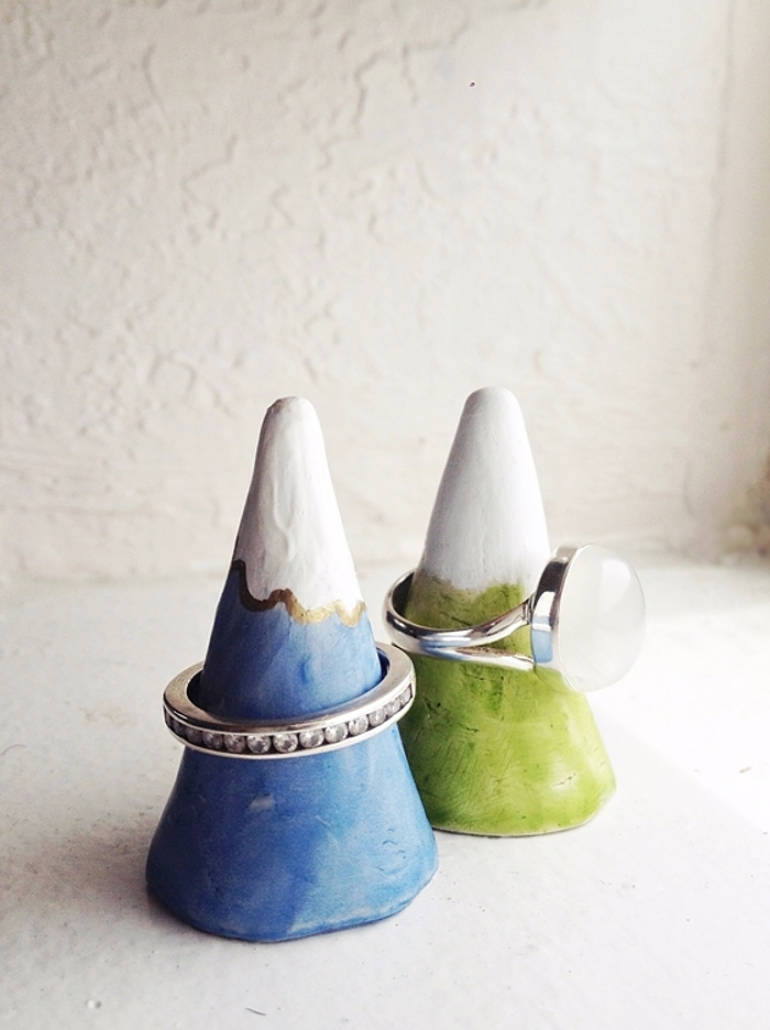 couple ring cones inspired Colo - azandairalee | ello