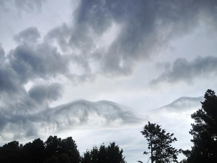 farmlife, clouds - charleysforestsilver | ello