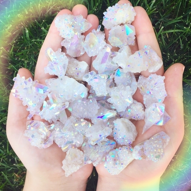 pretty auras sale ranging $15-$ - stoneandspirit | ello