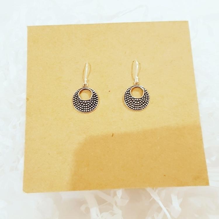 earrings, silver, jewellery, boho - jojobijoux | ello