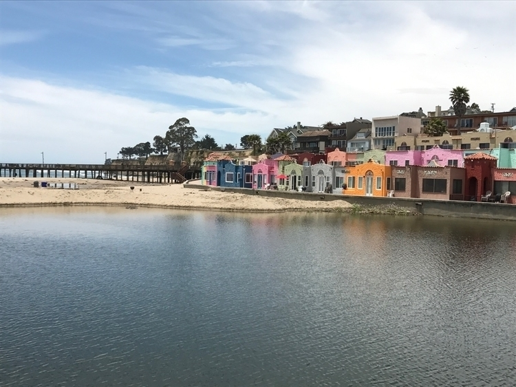 capitola, beachlife, bungalows - jahrocker | ello