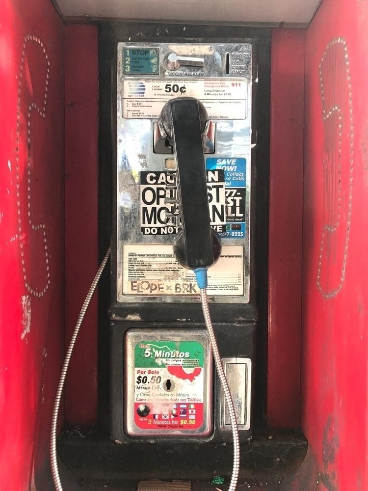 relic, payphone, callstonowhere - jahrocker | ello