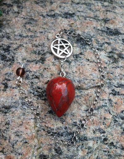Pentacle pendulums shop SUPER l - elishaz | ello