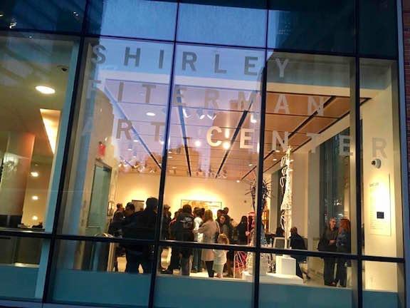 Opening / Shirley Fiterman Art  - ulaeinstein | ello