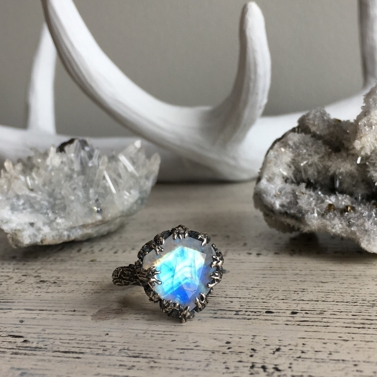 Children forest OOAK ring - siz - lsdjewellery | ello