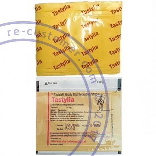 Tastylia Oral Strips, Cialis St - ghevarshainternational | ello