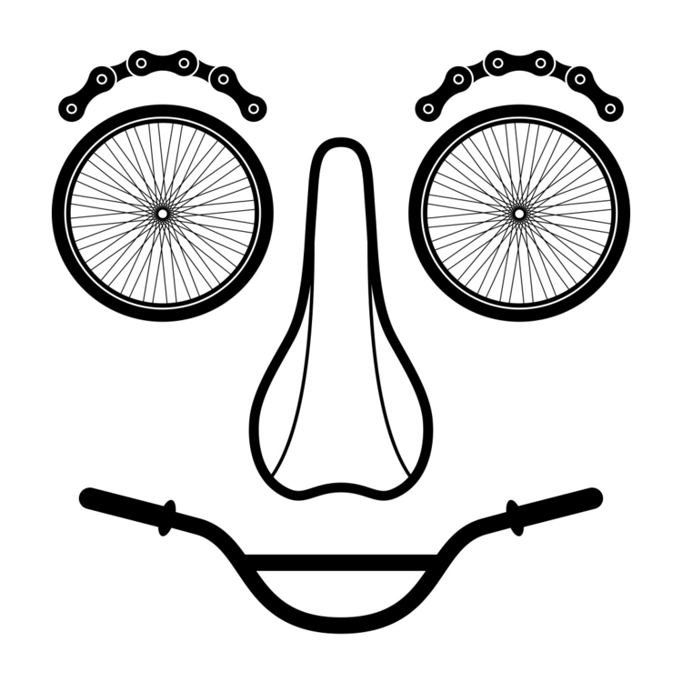 bikeface - bikeart - tsolerman | ello