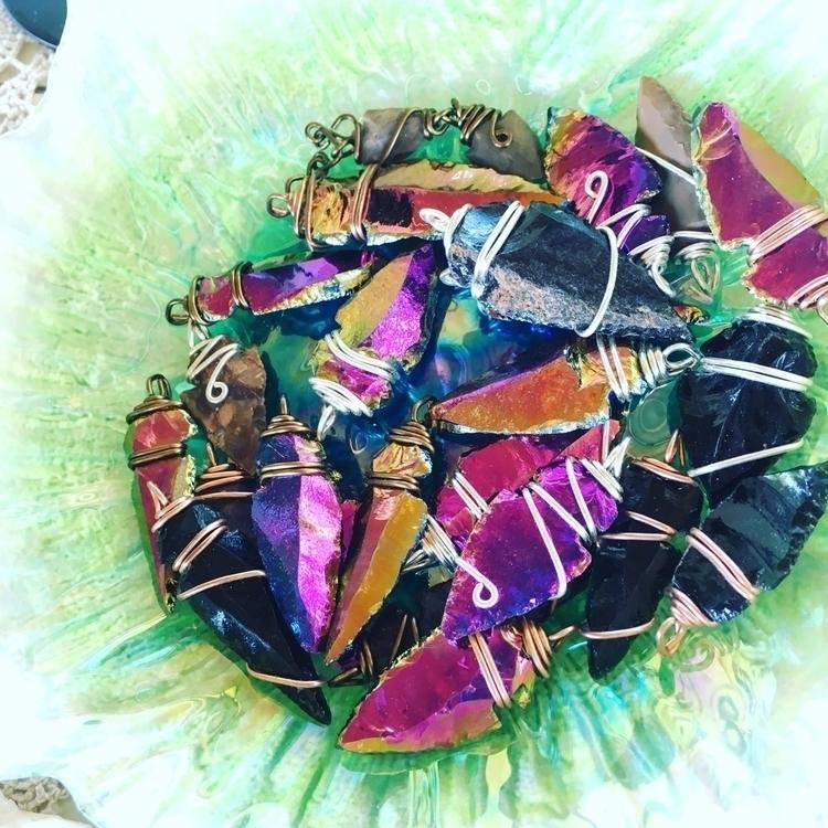 bowl full rainbows - rainbow, arrowhead - mermaidtearshawaii | ello