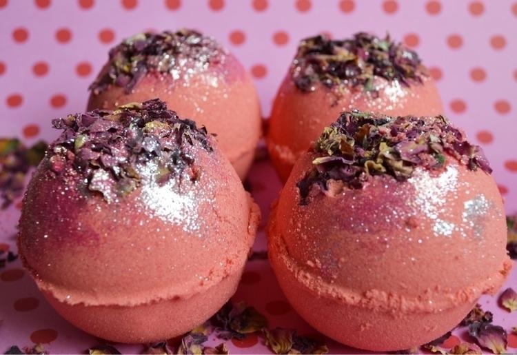 Rosemary Roses Shimmery pink wa - lucidlivingco | ello