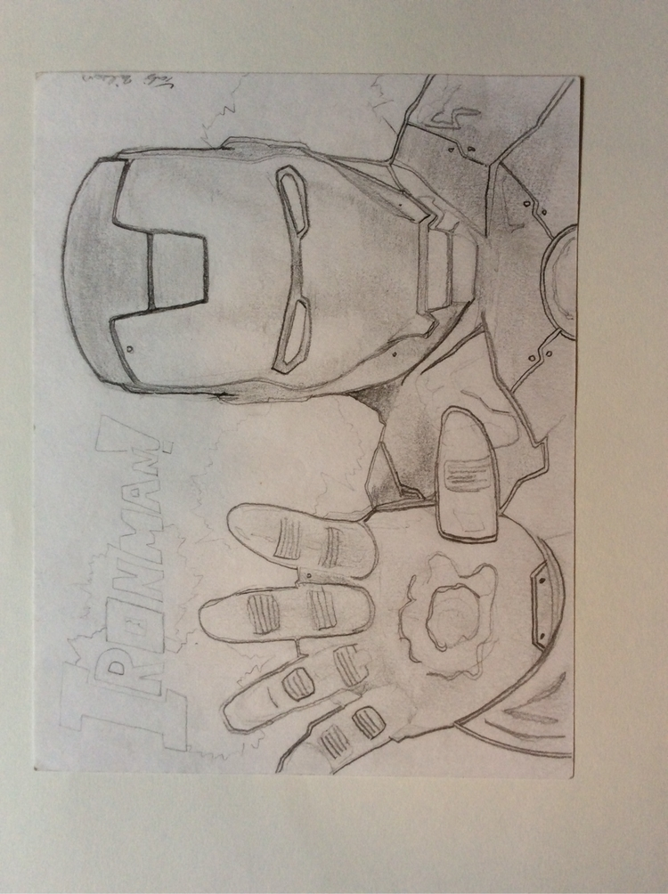 Iron man sophomore year high sc - tahjwilson1 | ello