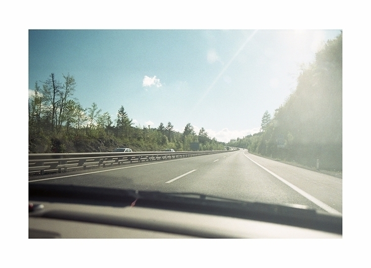 road trippin - slovenia, highway - richvein | ello