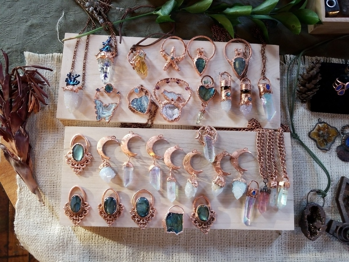 shiny copper pieces show days s - magick_alchemy | ello