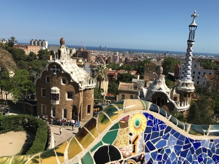 pracguell, gaudi, Barcelona, love - ldsvtnsvr | ello