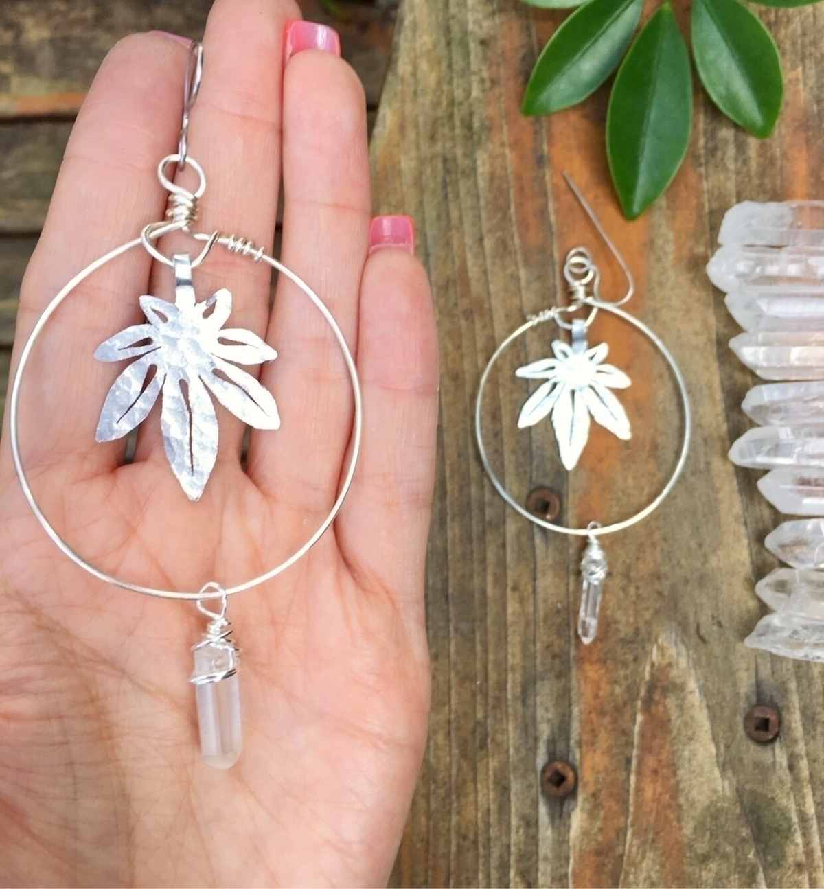 peek earrings adding shop hoops - asotojewelry | ello