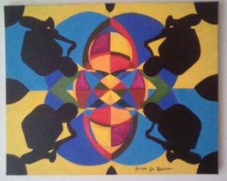 Jazz/ Symmetry [2016 - micmazi | ello