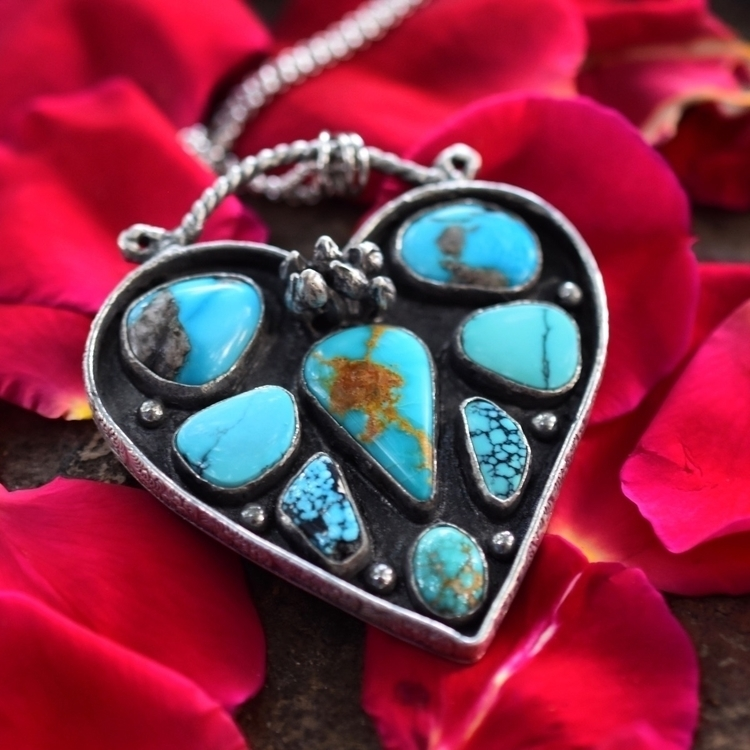loved  - riojeweler, turquoise, turquoisenecklace - llmexclusive | ello