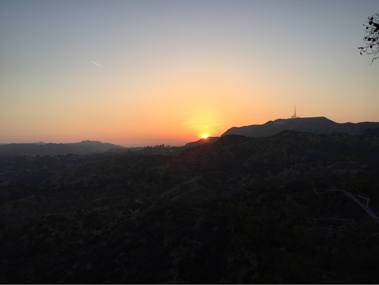 Sunset Griffith Park - stoneandleafjewelry | ello