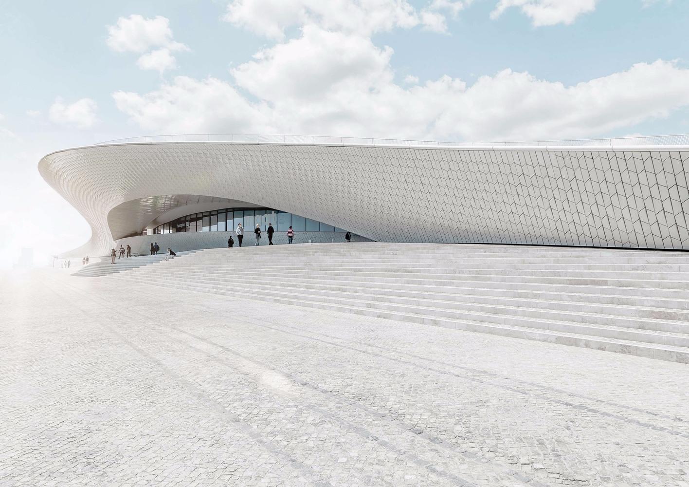 MAAT - architecture, architect, building - valosalo | ello