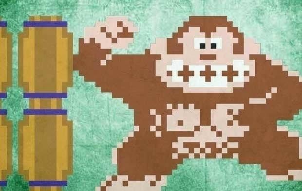 10 Facts Donkey Kong Fact 1 ear - hammythegamegeek | ello