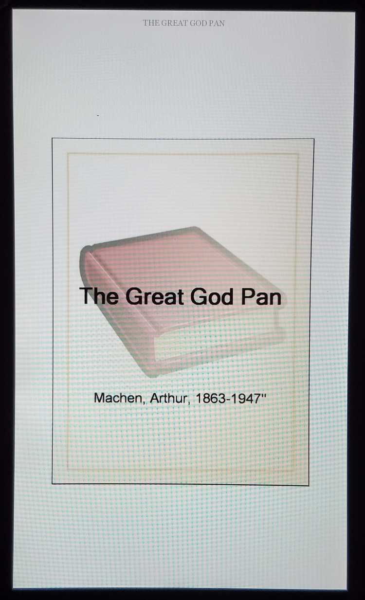 """Read Damn Book – 035: Great Go - richardfyates   ello"