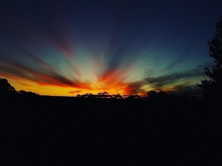 sunset, australia, exploreaustralia - amtimagesphotography | ello