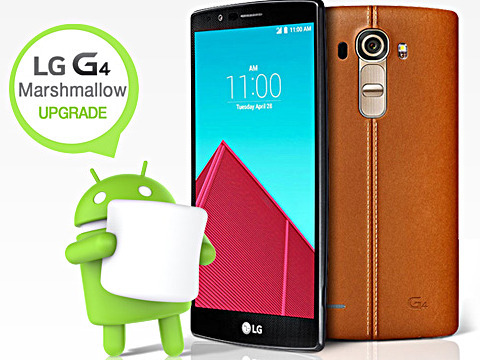 Check upgrade LG G4 Marshmallow - dyna-michal | ello