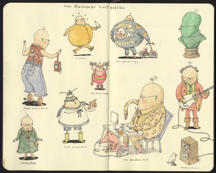 Summer collection - mattiasadolfsson | ello