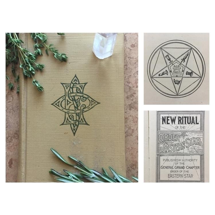 Ritual Order Eastern Star copyr - savageapothecary | ello