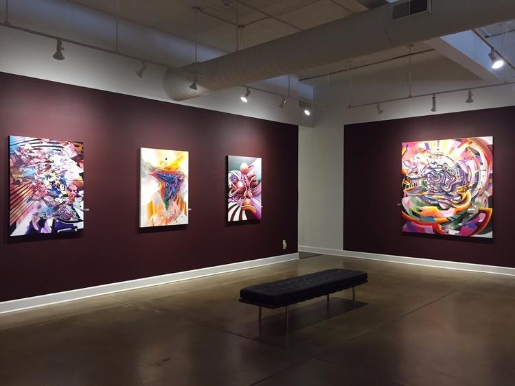 APEX Collective great gallery!  - duanereedgallery | ello