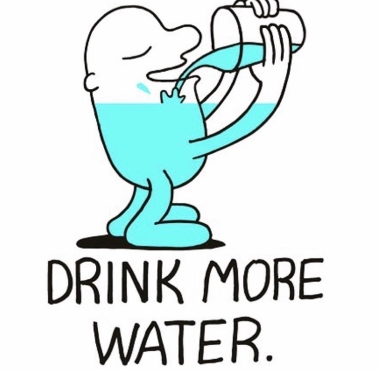 Water important. Stay hydrated - dreamersapothecary | ello