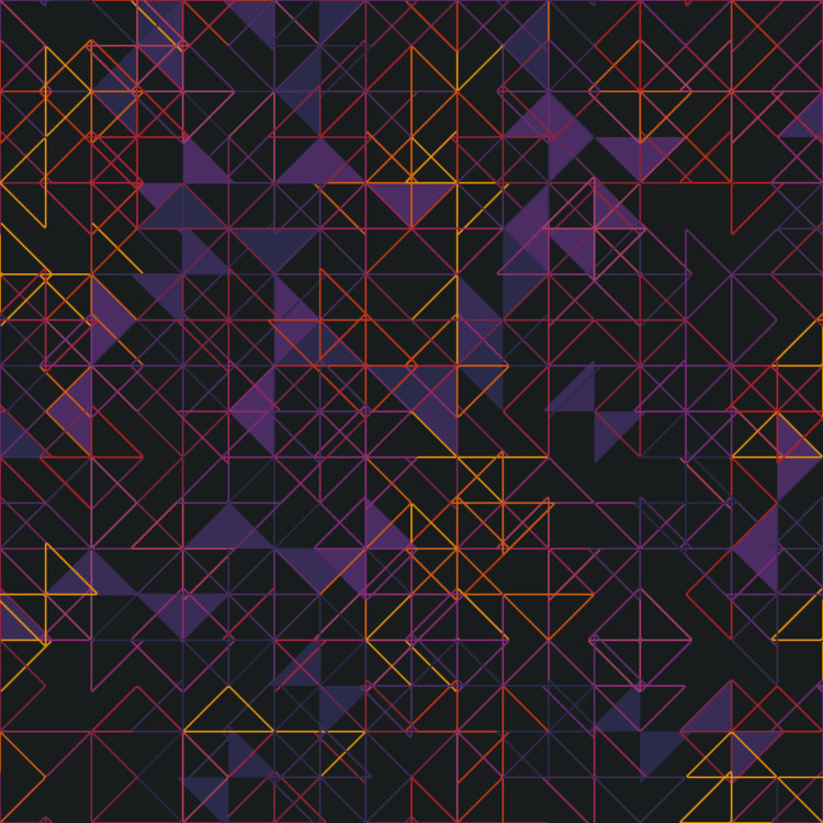 Geometric Shapes / 170606 - pattern - sasj | ello