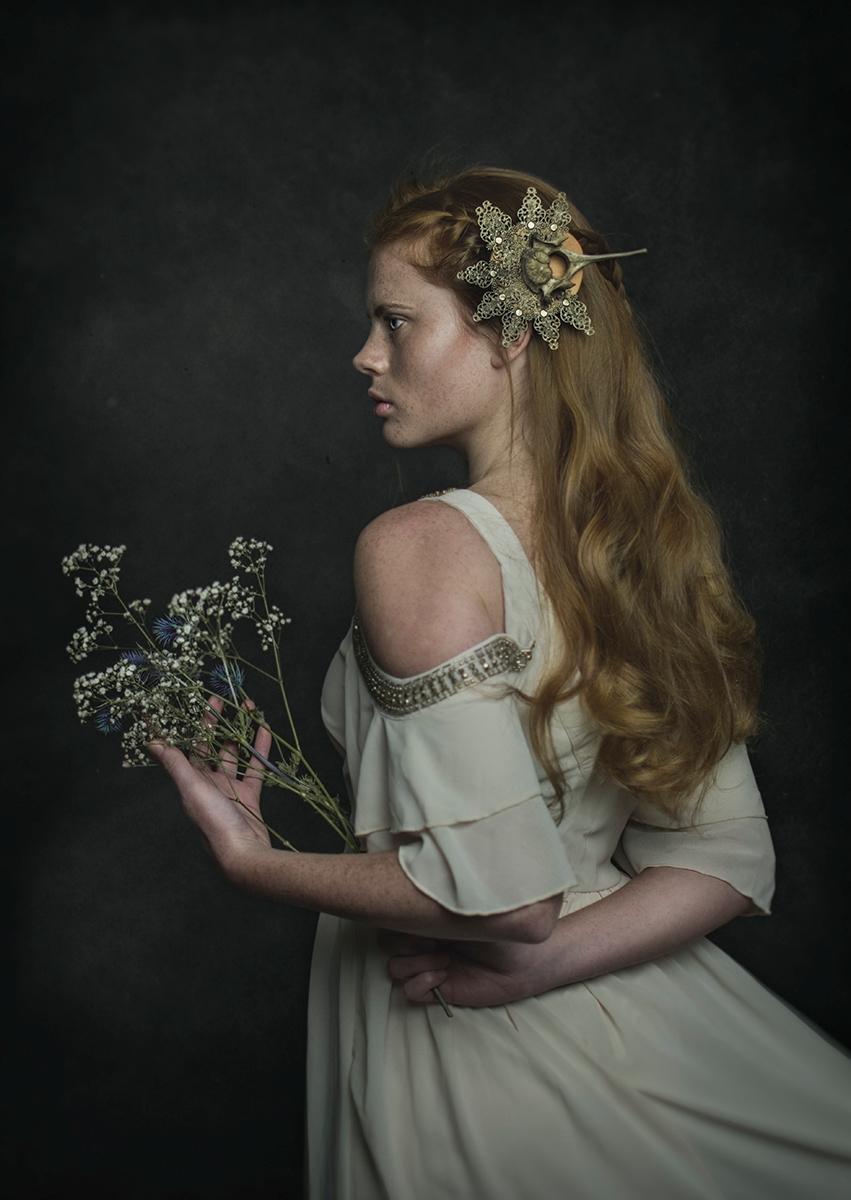 """Thistles Thorns"" — Photographe - darkbeautymag | ello"