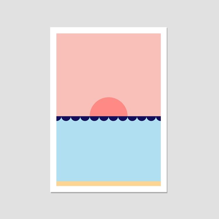 print Tide Collection - geometric - studioonto | ello