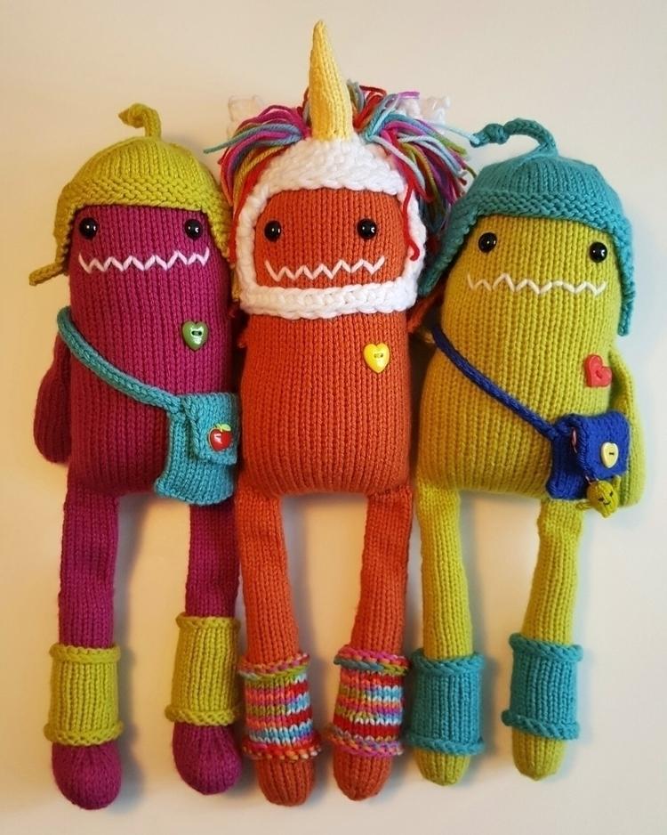 knitting#knitlife#knittoys - heliina | ello