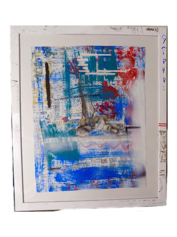 4. OFMALIA , Acrylic, ink, oil  - ofmalia | ello