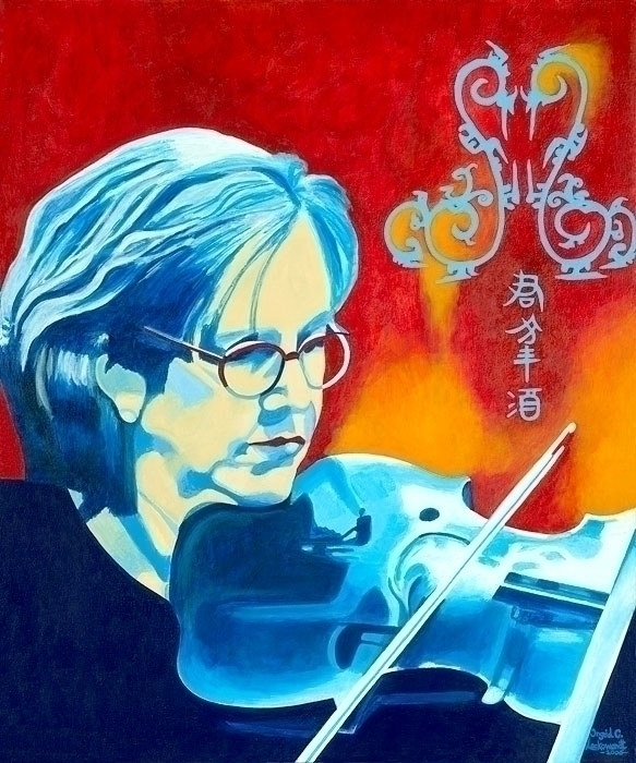 Award-Winning Artist Ingrid Loc - ingridl | ello