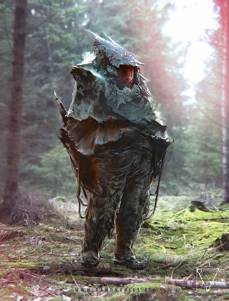 woodworker heavy armor - ramonvoigt - rammmon | ello