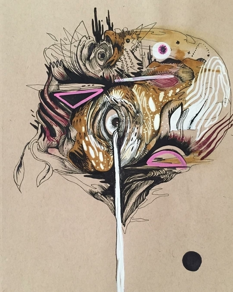 Artwork Ashley Macias - ashleymacias | ello
