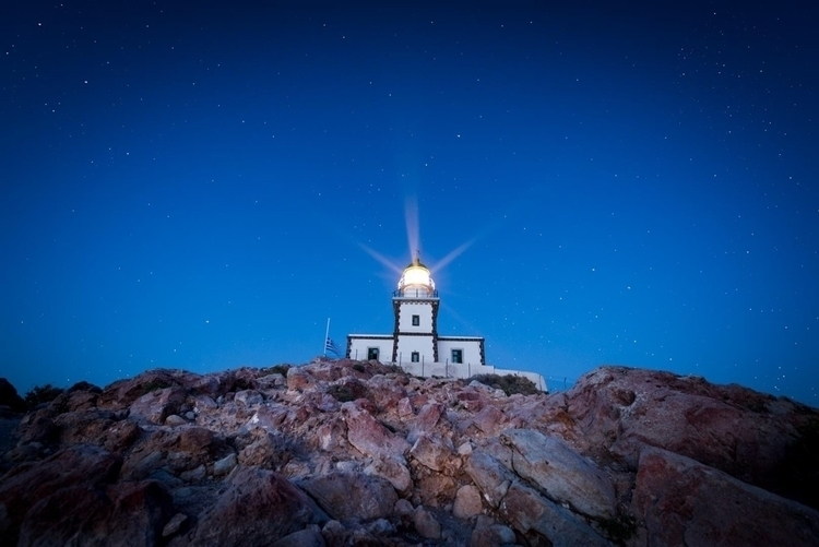 greece, lighthouse - nikolaancevski | ello