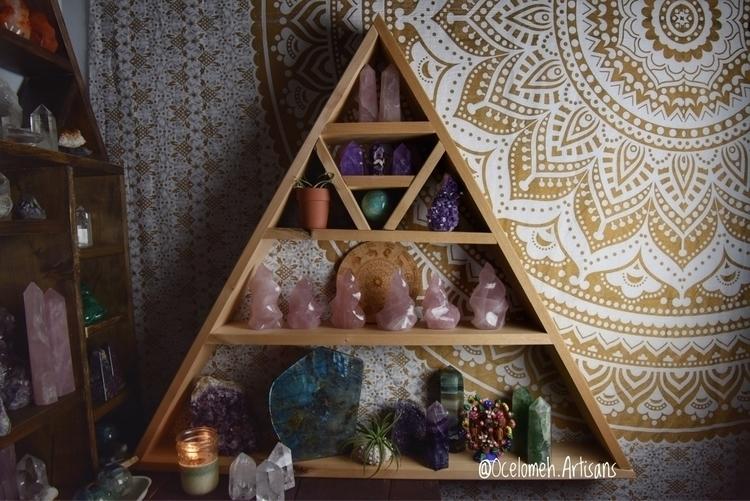 1 giant Altar shelves left shop - theeancients | ello