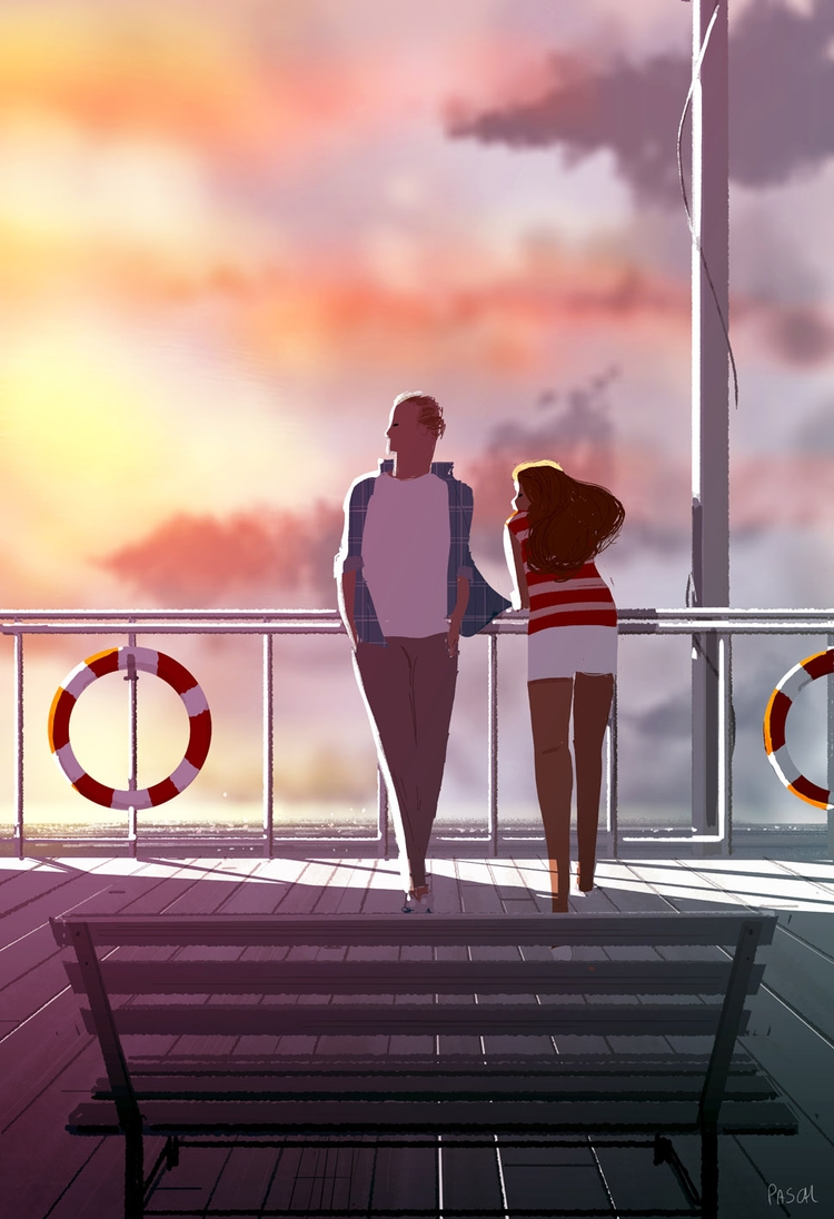 Breezy early morning - pascalcampion - pascalcampion | ello
