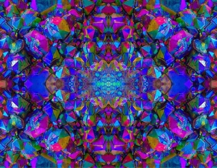 kaleidoscopic vortex print shop - raemystic | ello