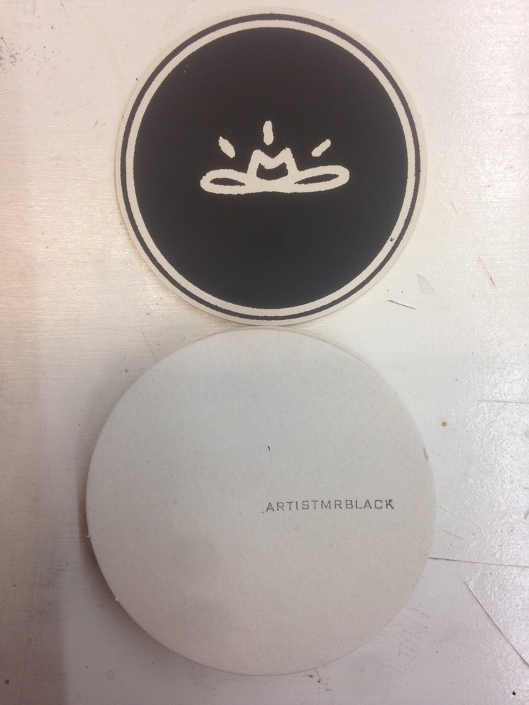 Scattered find  - artistmrblack - radmrblack | ello