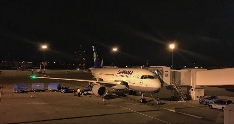 Budapest. Landed BUD. :airplane - rowiro | ello