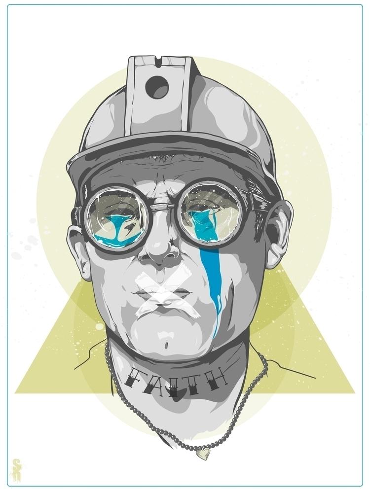 Ready Heal - art print - Illustration - jstoutillustration | ello