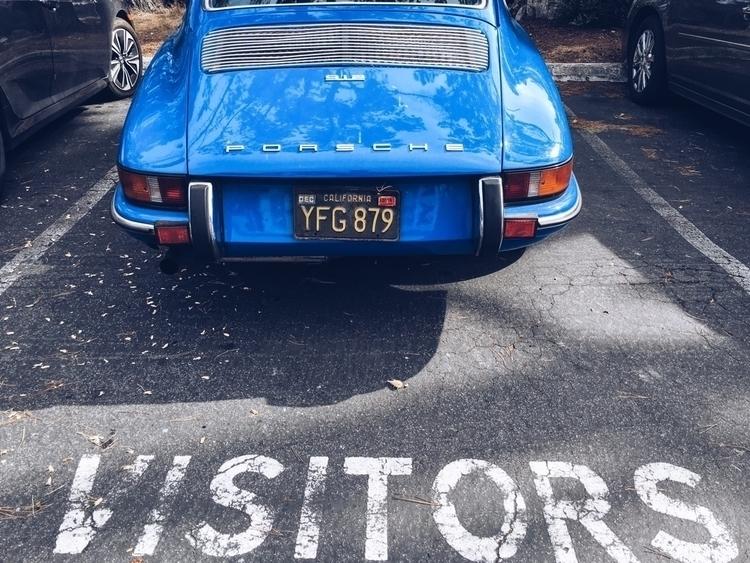 visitor - porsche, 912, driveclassics - tramod | ello
