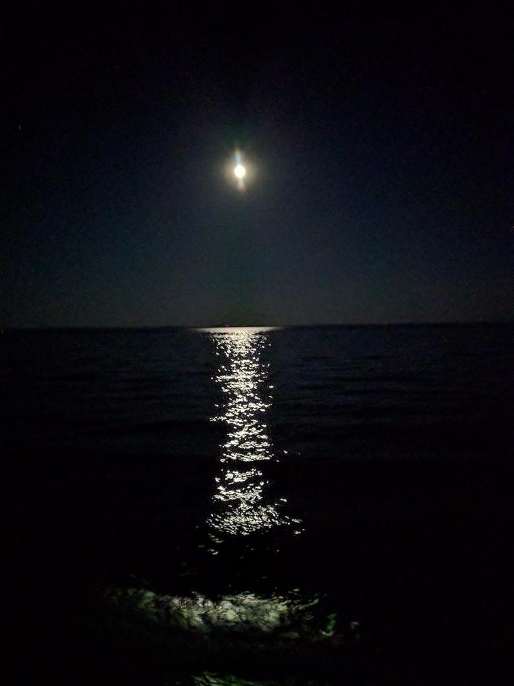 Moon Lake Nipissing - moon - jrcampbell | ello